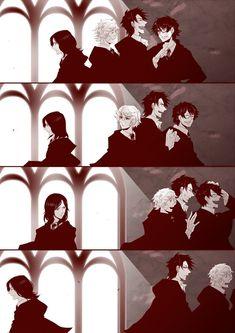 ถ้าแฮร์รี่ พอตเตอร์ ถูกดัดแปลงเป็นการ์ตูนญี่ปุ่น คาดว่าจะได้เห็นฉากอะไรบ้างคะ - Pantip
