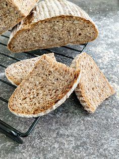 Príprava celozrnného chlebíka nemusí byť iba o tažkej tehle bez chuti. Vyskúšajte prírpavu celozrnného chlebíka s použitím špaldovej múky. Food And Drink, Bread, Fit, Basket, Shape, Brot, Baking, Breads, Buns