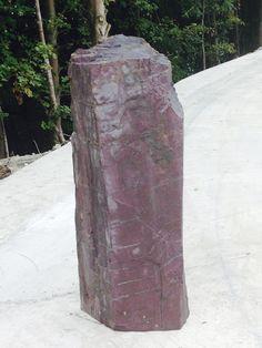 Plum Slate Monolith
