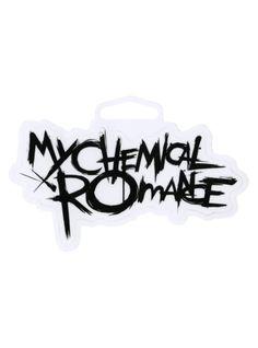 my chemical romance logo pastel stickers pinterest romance rh pinterest com Rock and Metal Band Logos Thrash Metal Band Logos