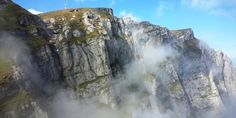 Brâna Văii Albe – Crucea Eroilor Mount Rushmore, Waterfall, Photograph, Mountains, Places, Nature, Travel, Outdoor, Photography