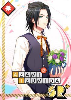 Azami Izumida: About to Bloom Anime Boy Sketch, Japanese Games, Boys Long Hairstyles, Best Husband, Anime Artwork, Manga Anime, Anime Boys, Cool Girl, I Am Awesome