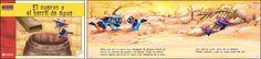 El cuervo y el barril de agua—by Alan Trussell-Cullen Series: Mundo de los Cuentos Mundo Real Guided Reading level: J Genre:Spanish, Narrative, Paired Texts