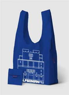 Wolfsonian Baggu Bags at the Museum Shop