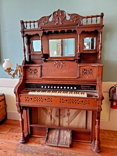 This wonderful organ has been in Las Vegas for many years and you can now find it along with its story in the lobby of the Plaza Hotel. Plaza Hotel Las Vegas, Las Vegas Hotels, New Mexico, Home, Hotels In Las Vegas, Haus, Homes, Houses, At Home