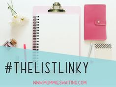 Welcome back to 'The List', THE place to share your list posts. Who can link up? You can link up any post that is a list or that contains a list (by that I mean… 8th Of March, Posts, Link, Blog, Recipes, Messages, Recipies, Blogging, Ripped Recipes