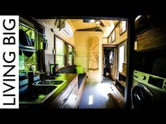 Astounding Tiny House With Downstairs Master Bedroom | Living Big In A Tiny House