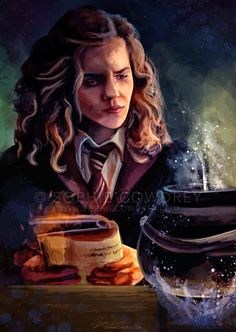 "Hermione Granger - You really are the brightest witch of your age."" ✨"