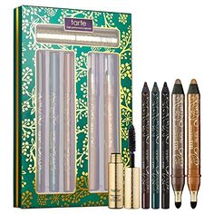 tarte stop  stare smolderEYES liner  lash set * Be sure to check out this awesome product. (This is an affiliate link and I receive a commission for the sales)