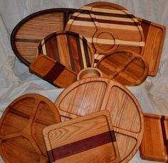 Routed Bowls, Round 2 - by Henry Mowry @ LumberJocks.com ~ woodworking community
