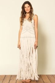 vestido macrame franja 223114
