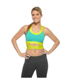 Reebok Womens Dance Short Bra Sleeveless Tops || Get 15% off & 10% cash back - http://www.studentrate.com/itp/get-itp-student-deals/Reebok-Student-Discounts--/0