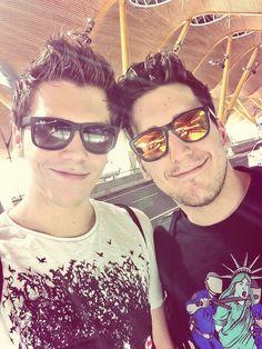 Ruben y Mangel ♥