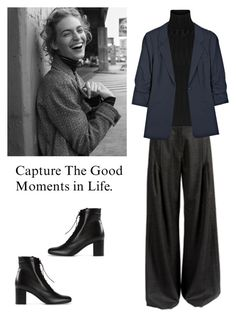 """""""Capture the good moments in life"""" by princesssophia ❤ liked on Polyvore featuring Rika, AllSaints, Yves Saint Laurent, Acne Studios, Elizabeth and James and polyvoreeditorial"""