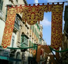 Street Decorations by albireo2006