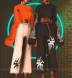 Magnolia-C - Poison Pants - Los Sims 4 Sims 4 Teen, My Sims, Sims Cc, Sims 4 Mods Clothes, Sims 4 Clothing, Female Clothing, Sims 4 Game Mods, Sims Mods, Maxis