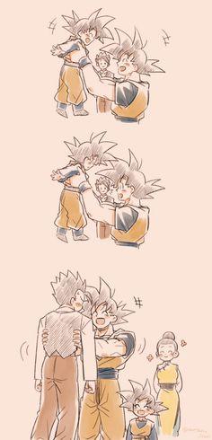Dragon Ball Z, Dragon Ball Image, Gohan And Goten, Goku Vs, Goten Y Trunks, Chibi, Card Captor, Cute Dragons, Animes Wallpapers