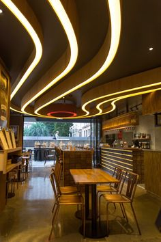 Jabiru bar & restaurant by Creative 9, Brisbane – Australia » Retail Design Blog