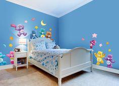 Care Bears Fun Wall Decals