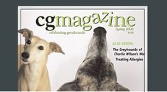 APRIL IS   NATIONAL GREYHOUND  ADOPTION MONTH!