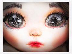 Happy Sunday! #danita #danitaart #artdoll #bigeyes #doll #handmade #sunday #happysunday