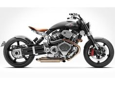 Hellcat Speedster by Confederate Motorcycles
