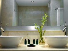 Lucky Bamboo - How To Feng Shui Your Bathroom?