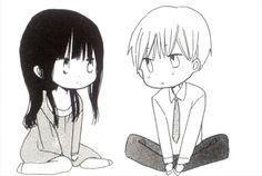 Kujou and Yanagi