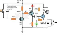 In this post we discuss the making of simple delay timers using very ordinary components like transistors, capacitors and diodes. All these circuits will produce delay ON or delay OFF […] Electronic Circuit Design, Electronic Kits, Electronic Schematics, Robotics Engineering, Electronic Engineering, Electrical Engineering, Electronics Projects For Beginners, Electronics Basics, Circuit Drawing