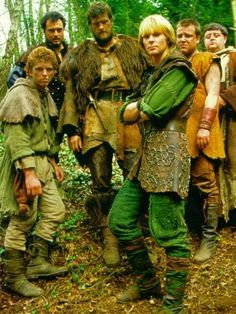 Robin of Sherwood to return with stars Jason Connery, Ray Winstone, Judi Trott and Clive Mantle
