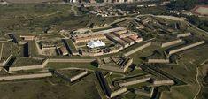 Star Fort, Costa, Portugal, San Fernando, Walled City, Secret Places, Fortification, Old Buildings, Paris Skyline