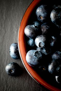 Blueberries | Gourmande in the Kitchen