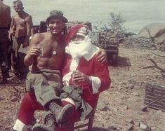 Christmas in Vietnam - 1968