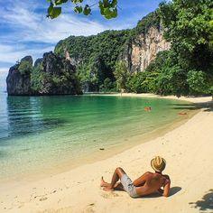 Pin for Later: 49 Îles Paradisiaques à Visiter Avant de Mourir Koh Hong Island, Thailande