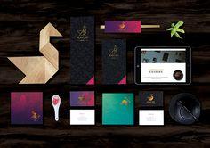 Macau Restaurant by Family Design Company -, via Behance