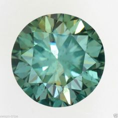 SPARKLING 0.75 CARAT SI1 CLARITY LOOSE MOISSANITE ROUND SHAPE JEWELRY GEMSTONE