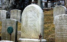 Cemeteries in Bloom ~ April Renewal - River Journal Online Sleepy Hollow Cemetery, Pilgrimage, Trout, Bloom, Journal, River, Brown Trout, Rivers
