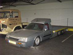 Citreon car hauler