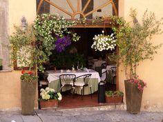 Restaurantje in Spoleto