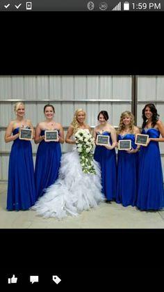 Love the brides dress!!!