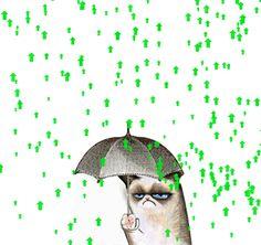 St. Patricks Day Grumpy Gif