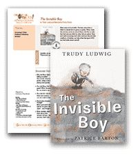 The Invisible Boy - Lesson on encouragement | Free download