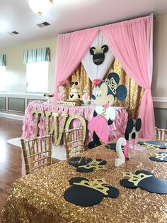 Minnie Mouse Birthday Party Ideas   Photo 1 of 17