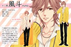 「BROTHERS CONFLICT」朝日奈風斗