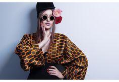 Iulia Albu - fashion editor / fashion blogger Fashion Editor, Editorial Fashion, Kurt Cobain, Rocks, Sunglasses, How To Wear, Beauty, Style, Stockings