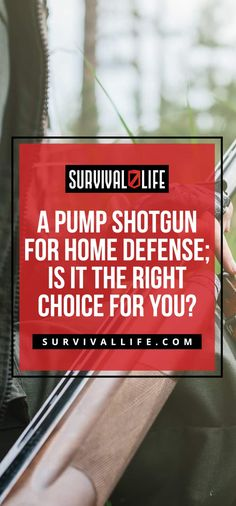 There is a constant debate as to which type of firearm would make the best choice for home defense. For me nothing comes close to the 12 gauge pump shotgun. Survival Life, Survival Tools, Survival Prepping, Emergency Preparedness, Self Defense Tips, Home Defense, Safety And Security, Home Security Systems, Camping World Locations