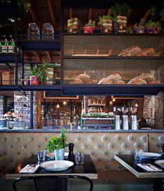 Warehouse revitalised to a restaurant bakery   Caroline Choker