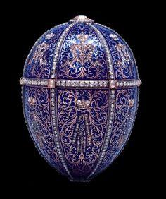 Faberge Egg.
