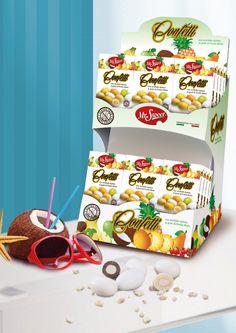 www.mrsweet.it, Produzione e confezionamento prodotti dolciari, Prodotti - www.mrsweet.it
