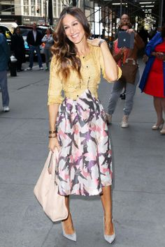 10 floral looks for spring!